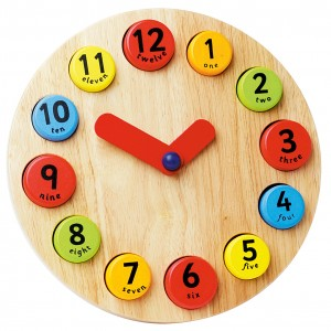 John Lewis Teaching Clock