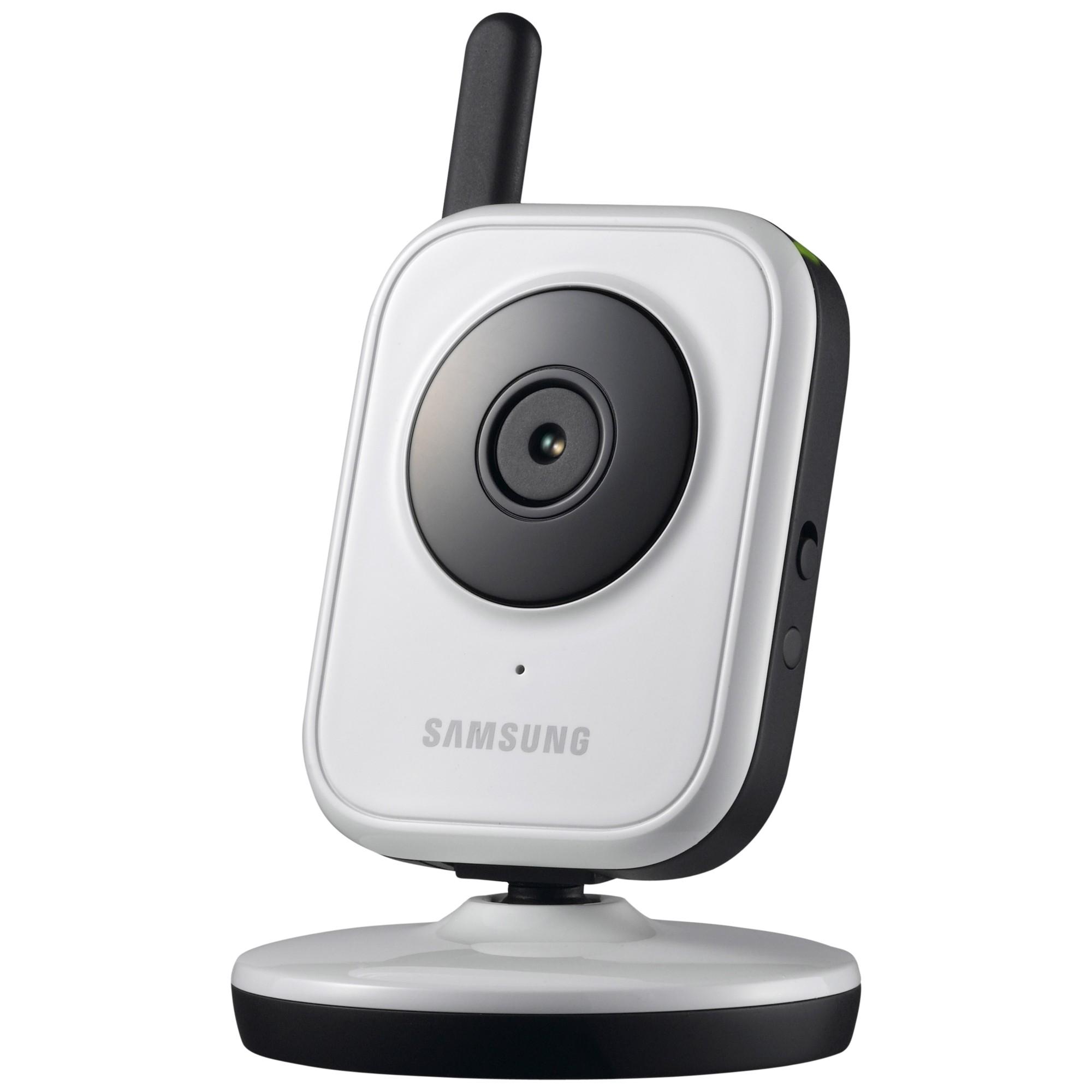 Samsung SEB-1019RW Add-On Night Vision Baby Monitor Camera