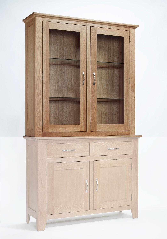 Sherwood Oak Sideboard Top with 2 Doors