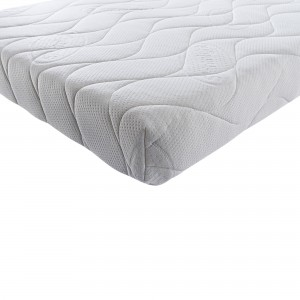Silentnight Safe Nights Memory Wool Baby Cotbed Mattress