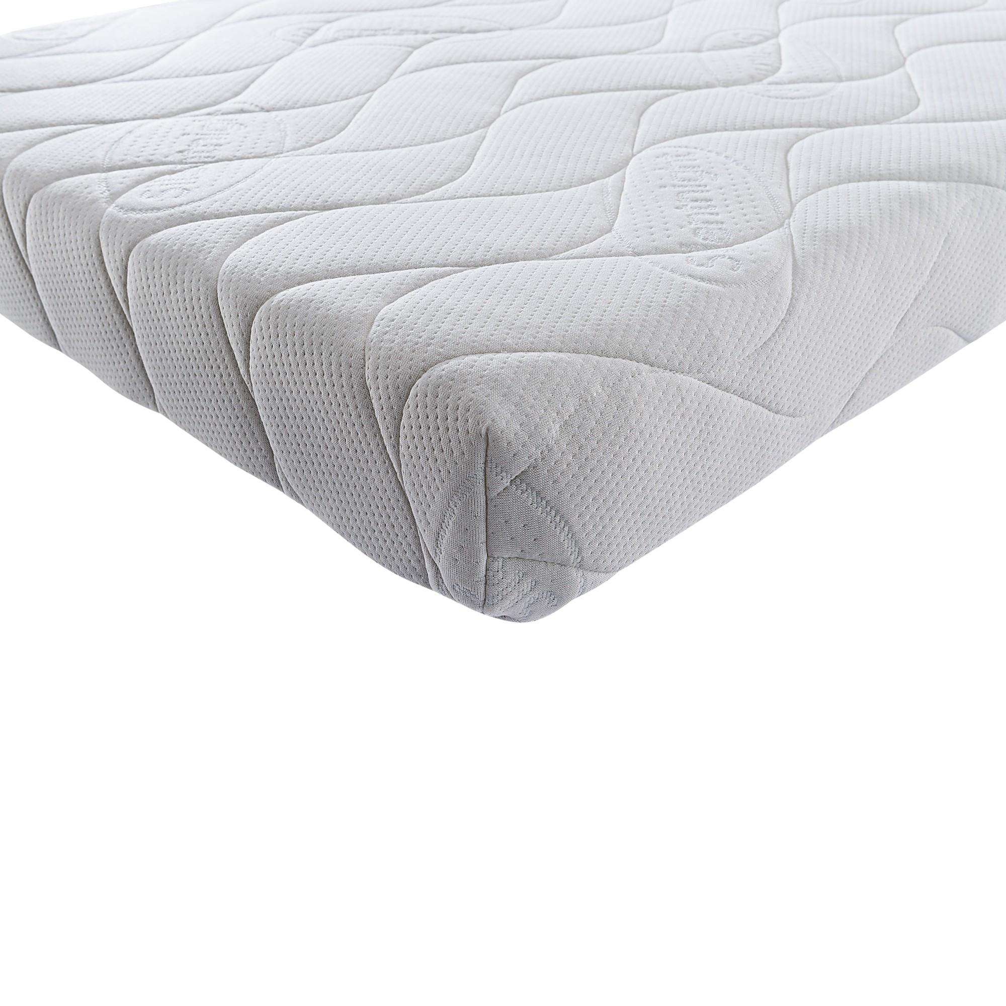 Silentnight Safe Nights Memory Wool Baby Cotbed Mattress