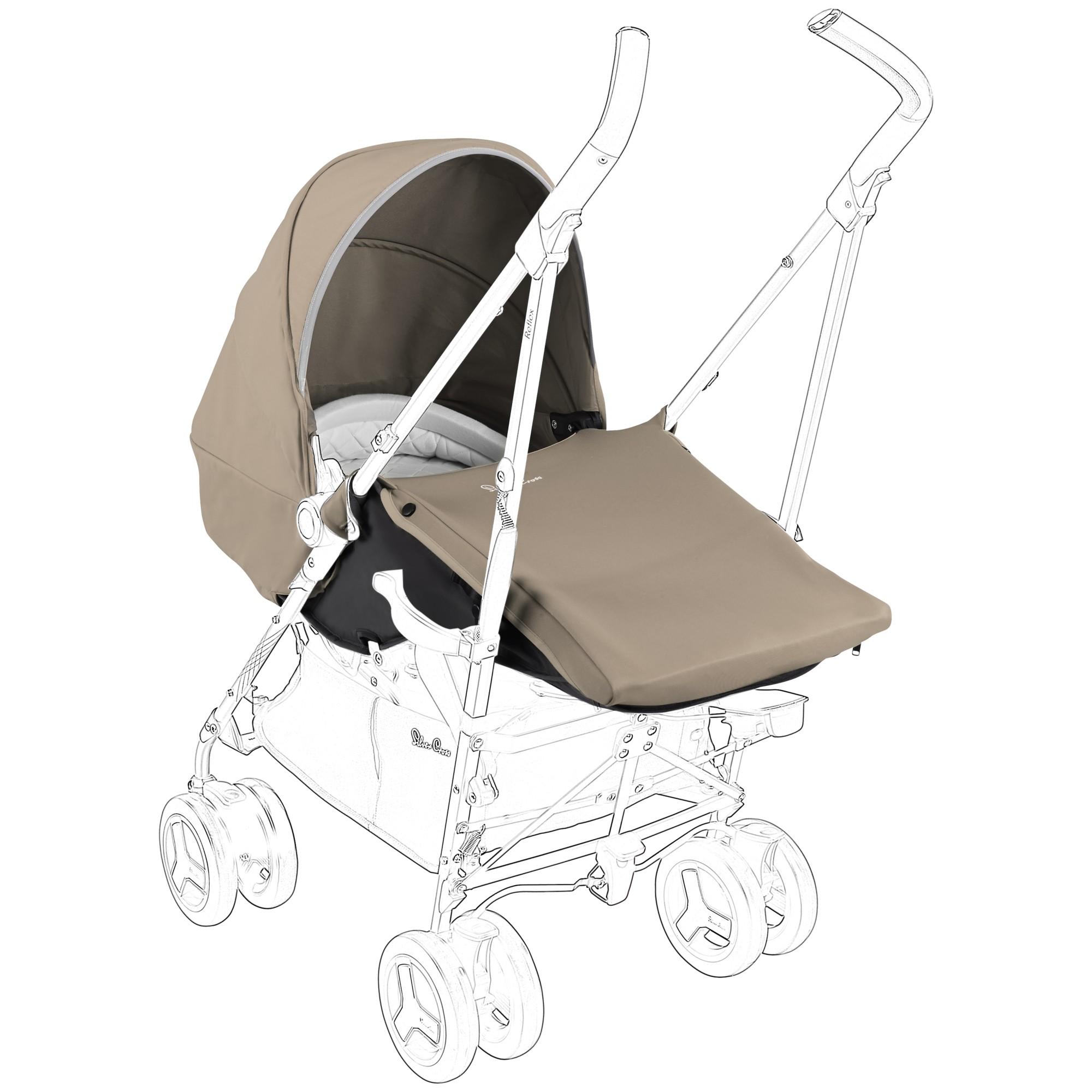 Silver Cross Reflex Pushchair Birth Pack