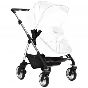 Silver Cross Wayfarer Pushchair with Chassis