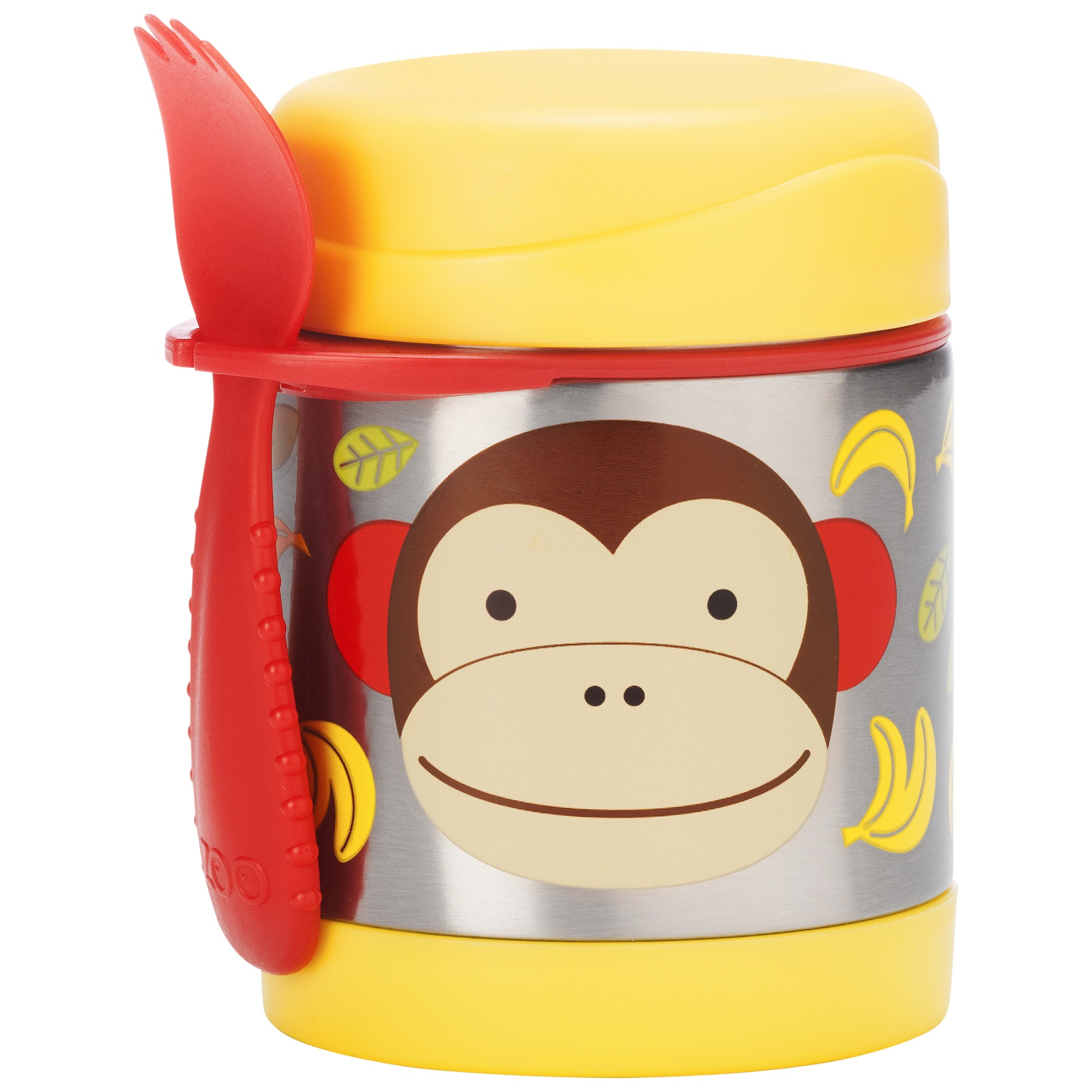 Skip Hop Zoo Food Jar Monkey