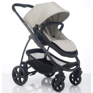 iCandy Strawberry 2 Pushchair with Black Chassis