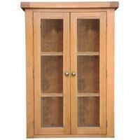 Alton Oak Small Dresser Top