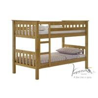 Messina Bunk Bed (White)