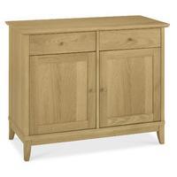 Shaker Oak Narrow Sideboard (N Sideboard)