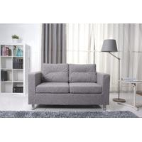 Star 2 Seater Sofa - multiple colours (Peppered Grey)