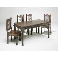 Thacket Dining Table - Various Sizes   (Dining Table 4  - 90 x 180 x 78cm)