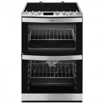 AEG 43102V-MN Freestanding Electric Cooker