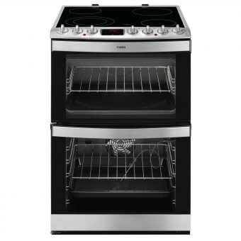 AEG 43172V-MN Freestanding Electric Cooker