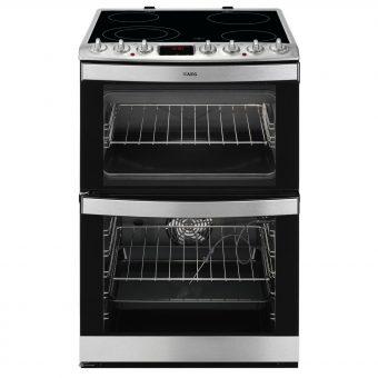 AEG 43172V-MN Freestanding Electric Cooker