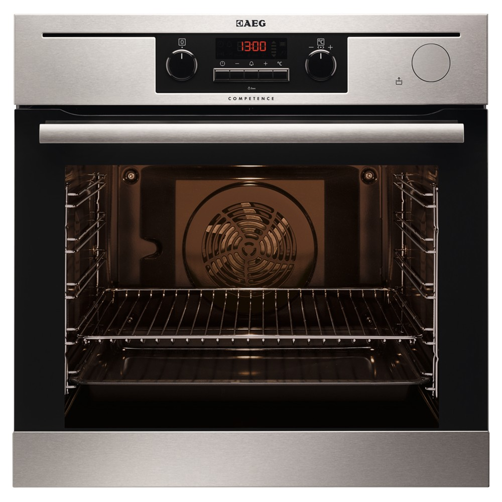 AEG BP5014321M Built-In Single Electric Oven with 25% Steam
