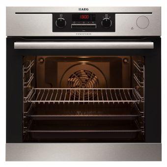 AEG BP501432WM Built-In Multifunction Single Oven