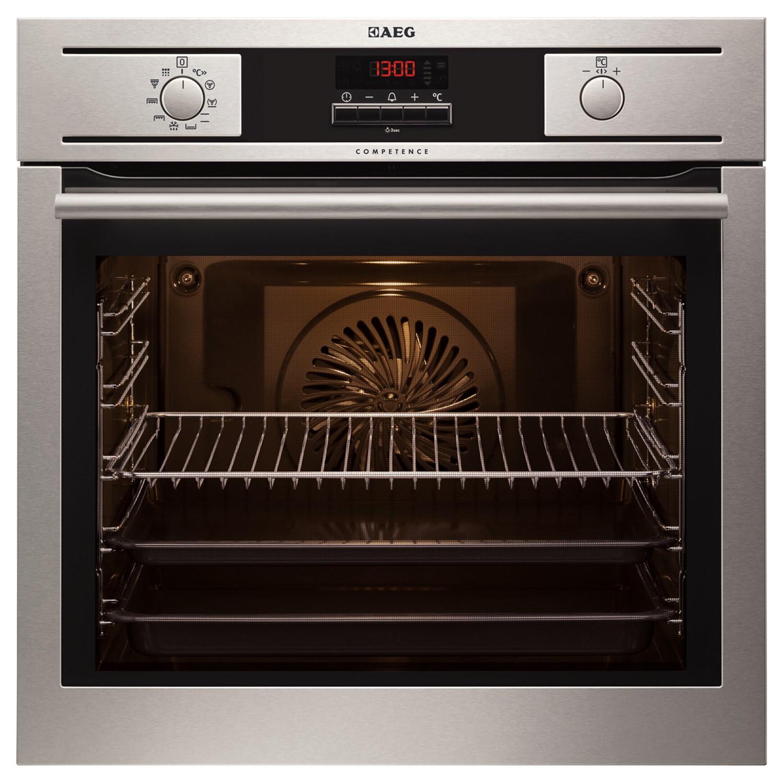 AEG BP5304001M Single Electric Oven