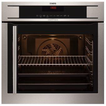 AEG BP861511KM Multifunction Built-In Single Oven
