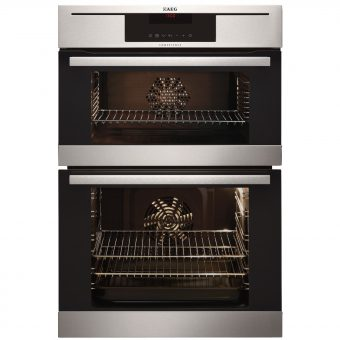 AEG DC7013021M Built-In Double Electric Oven
