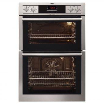 AEG DE4013001M Double Electric Oven