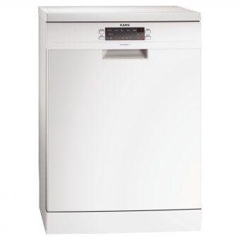 AEG F66609W0P Freestanding Dishwasher