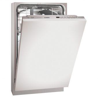 AEG F78400Vi0P Integrated Slimline Dishwasher