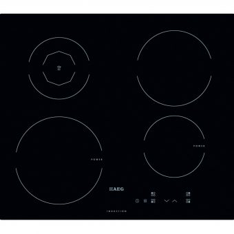 AEG HK604200IB Electric Touch Control Induction Hob