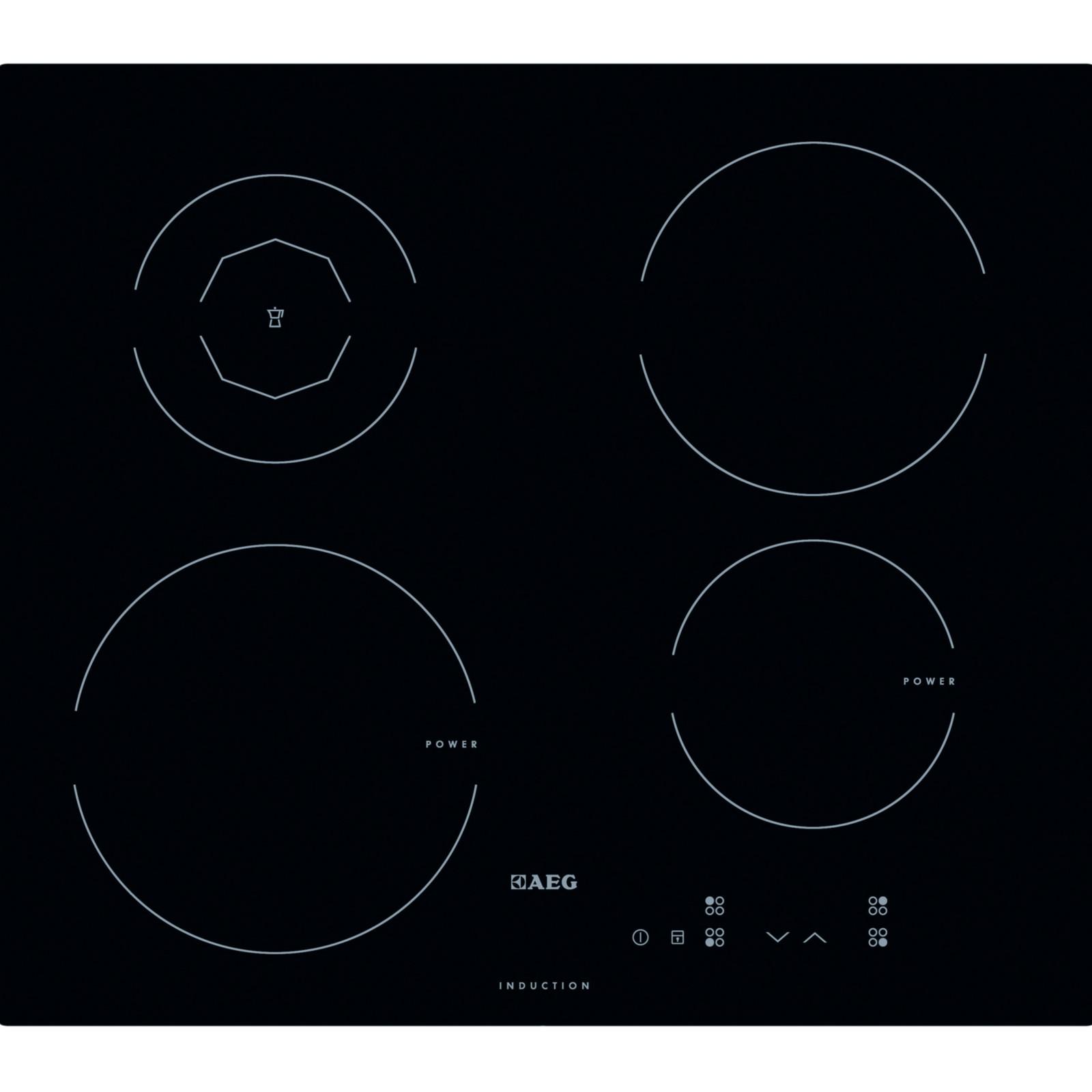 AEG HK604200IB Electric Touch Control Induction Hob