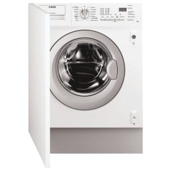 AEG L61271BI Built-In Integrated Washing Machine