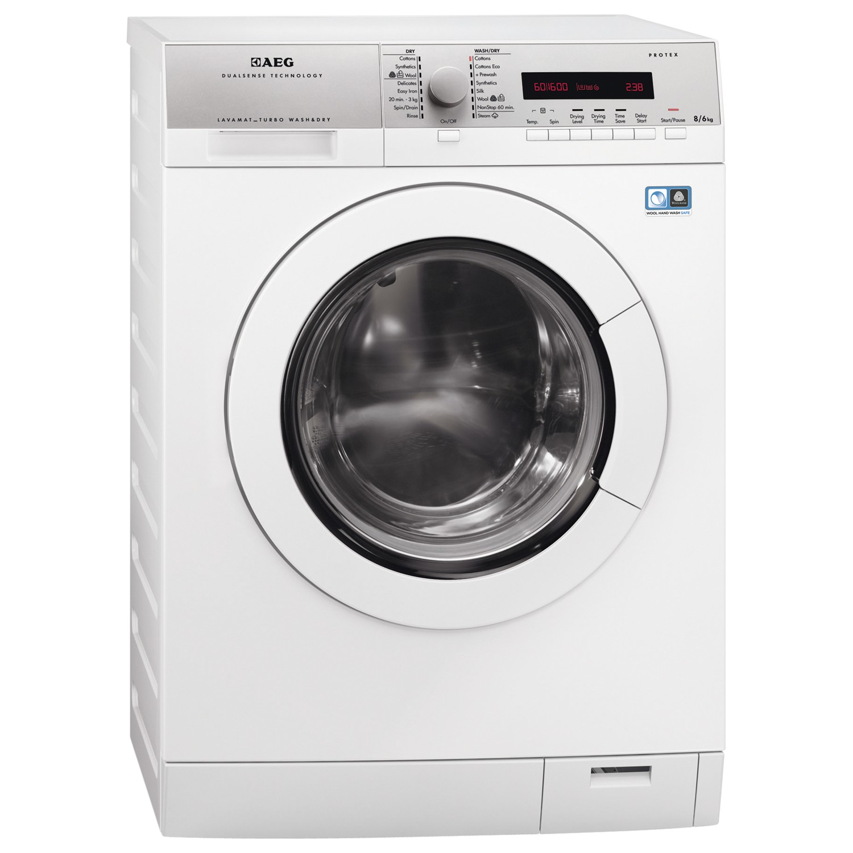 AEG L76685NWD Freestanding Washer Dryer