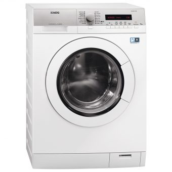 AEG L77695WD Freestanding Washer Dryer