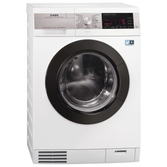AEG L99695HWD ÖKOKombi Plus Heat Pump Washer Dryer