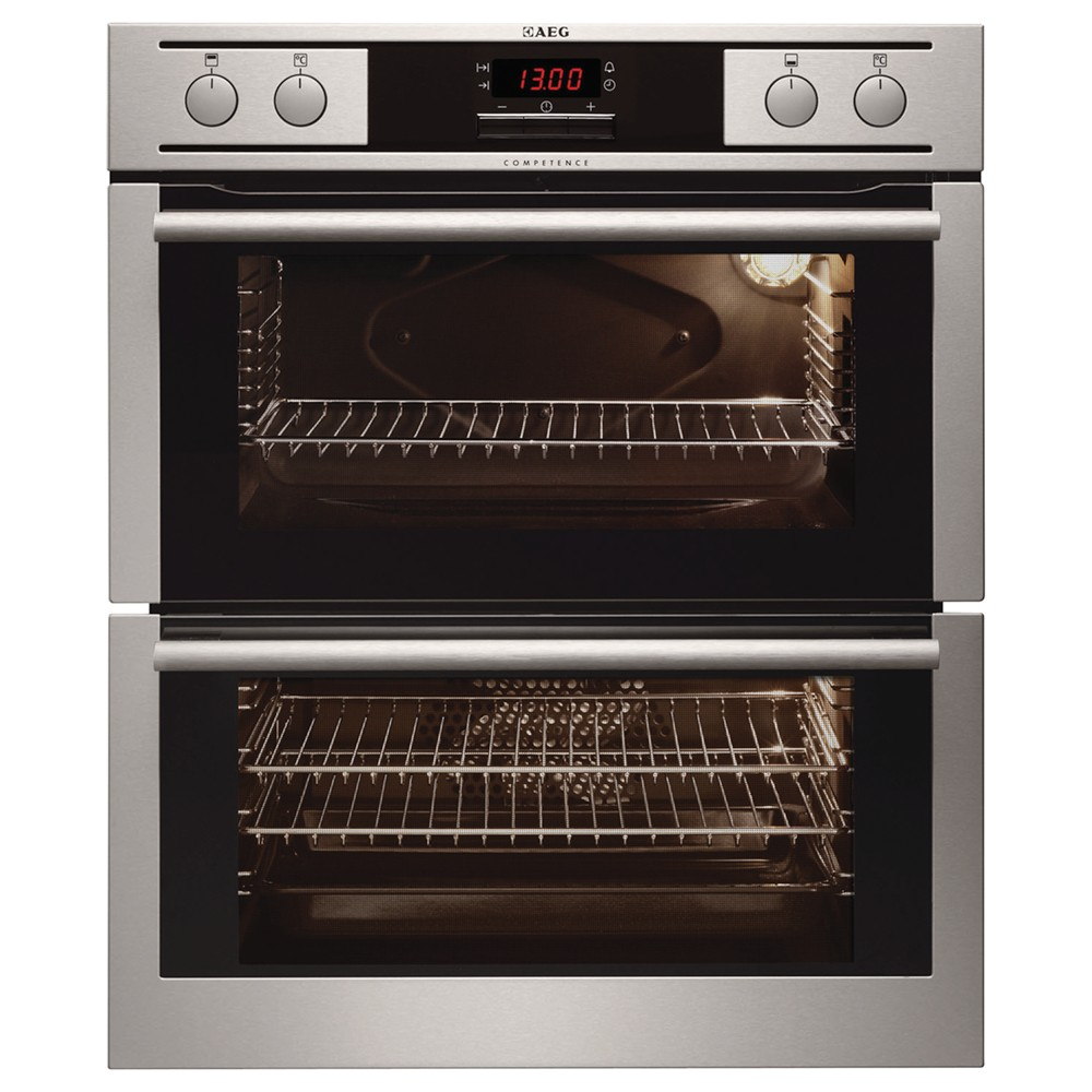 AEG NC4013001M Double Built-Under Electric Oven
