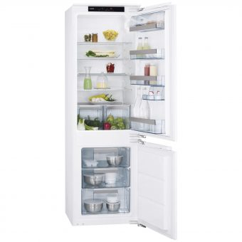 AEG SCS71801F1 Integrated Fridge Freezer