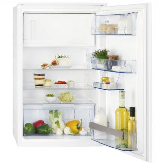 AEG SKS58840S2 Integrated Fridge with Freezer Compartment