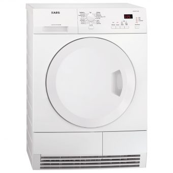 AEG T61275AC ProTex Condenser Tumble Dryer