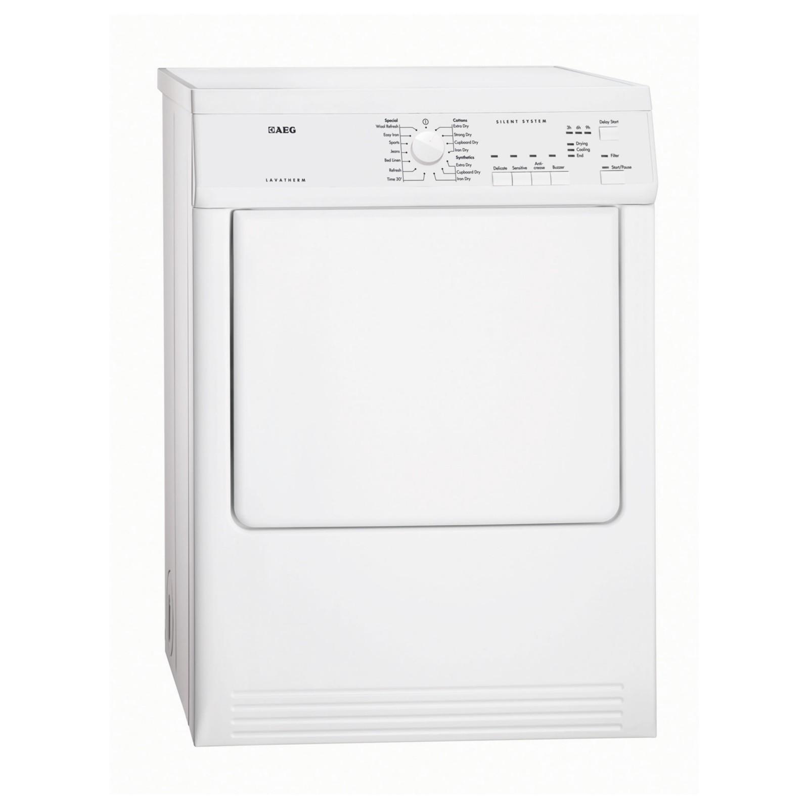AEG T65170AV Vented Tumble Dryer