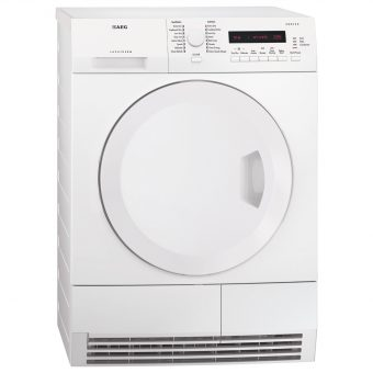 AEG T75280AC ProTex Condenser Tumble Dryer
