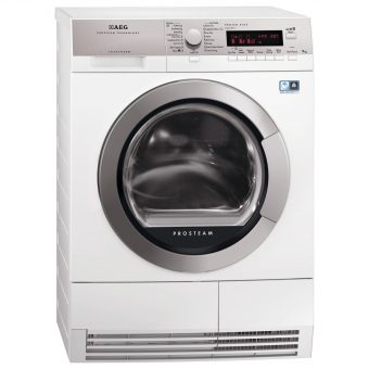 AEG T88595IS ÖKO Sensor Heat Pump Condenser Tumble Dryer