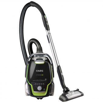 AEG UltraOne Green Cylinder Vacuum Cleaner