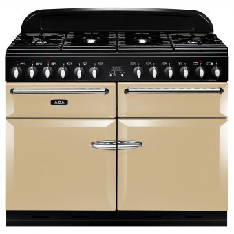 AGA Masterchef XL 110 Dual Fuel Range Cooker Cream