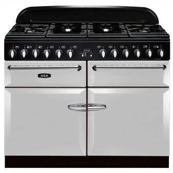 AGA Masterchef XL 110 Dual Fuel Range Cooker Pearl Ashes