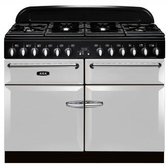 AGA Masterchef XL 110 Dual Fuel Range Cooker Pearl Ashes