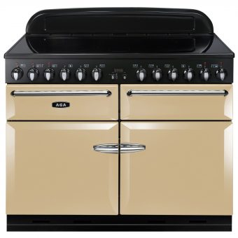 AGA Masterchef XL 110 Induction Range Cooker Cream