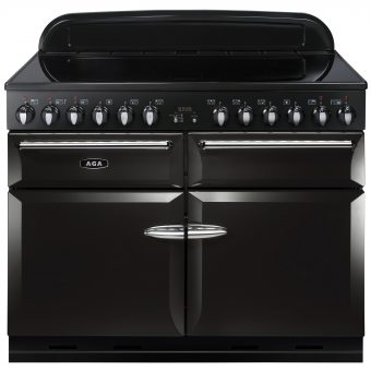 AGA Masterchef XL 110 Induction Range Cooker Pewter