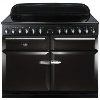 AGA Masterchef XL 110 Induction Range Cooker Pewter