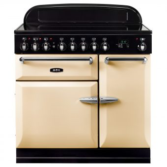 AGA Masterchef XL 90 Induction Range Cooker Cream