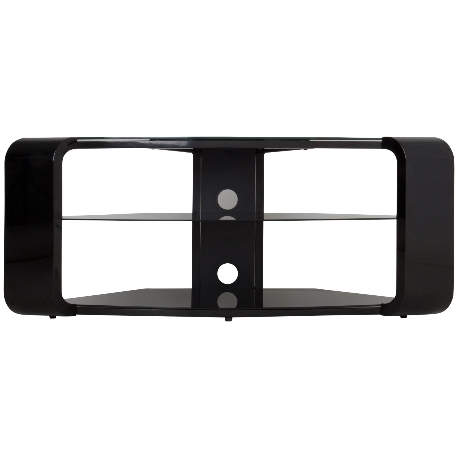 """AVF Como TV Stand for TVs up to 55"""" Gloss Black"""