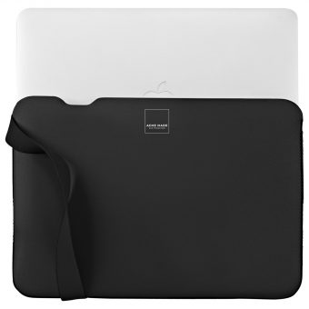 "Acme Made The Skinny Sleeve for MacBook 12"" Black"