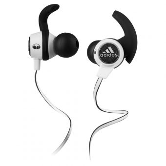Adidas Supernova In-Ear Sports Headphones with Inline Mic and Controls for iOS Devices