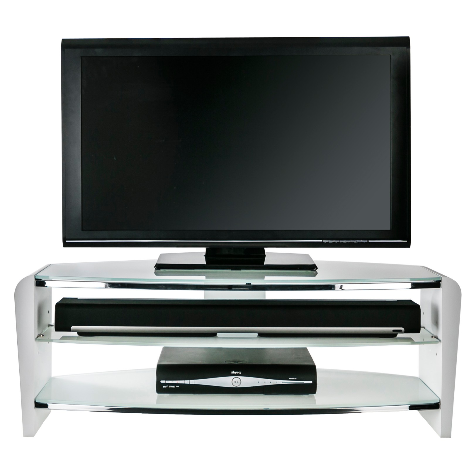 """Alphason Francium 1100mm Stand For TVs Up To 50"""""""